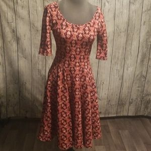 💕LULAROE NICOLE DRESS